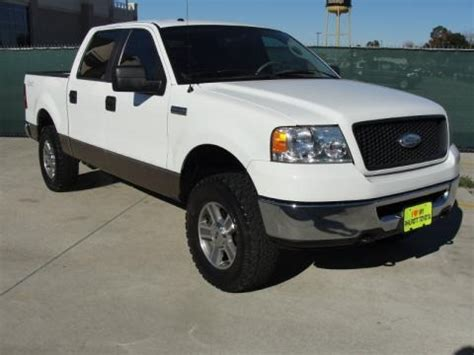 2006 F150 Specs by 2006 Ford F150 Xlt Supercrew 4x4 Data Info And Specs