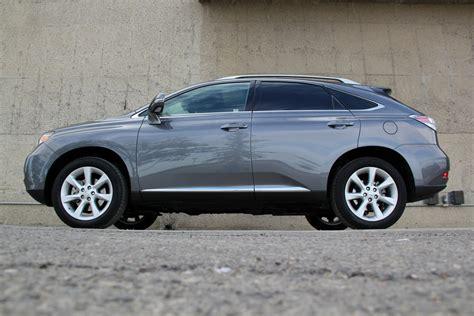 gray lexus rx awd sports cars