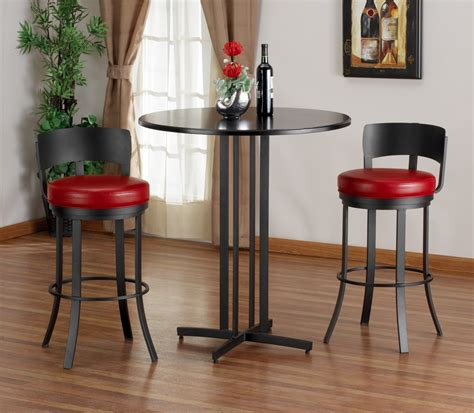 modern pub set modern pub table and chairs set home decor and design