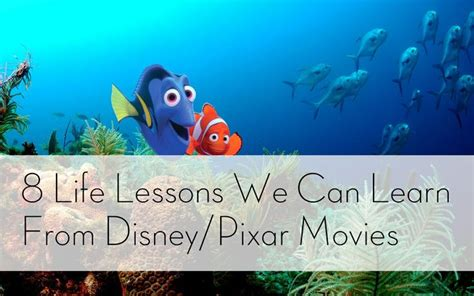 8 life lessons you ll learn from working on your car 8 life lessons we can learn from disney pixar movies all the rest