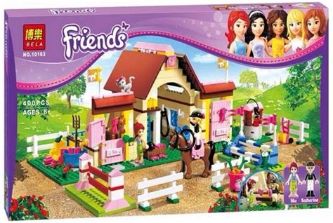 Mainan Lego Friends Isi 8pcssy Lego jual beli anak cerdas mainan lego bela friends isi 400