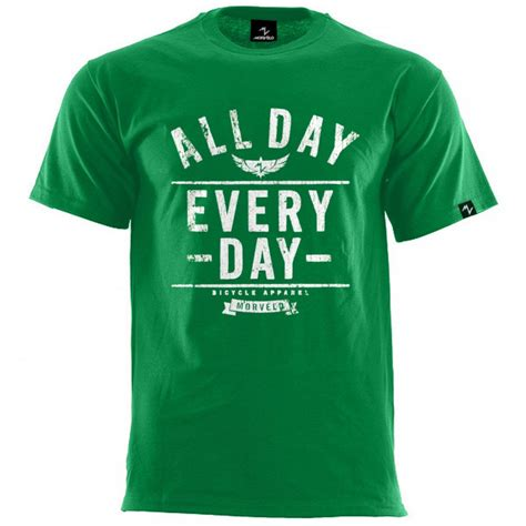 T Shirt All Day All wiggle morvelo all day every day t shirt tees