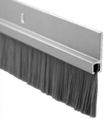 Brush Door Sweeps For Exterior Doors Brush Seal Door Sweep