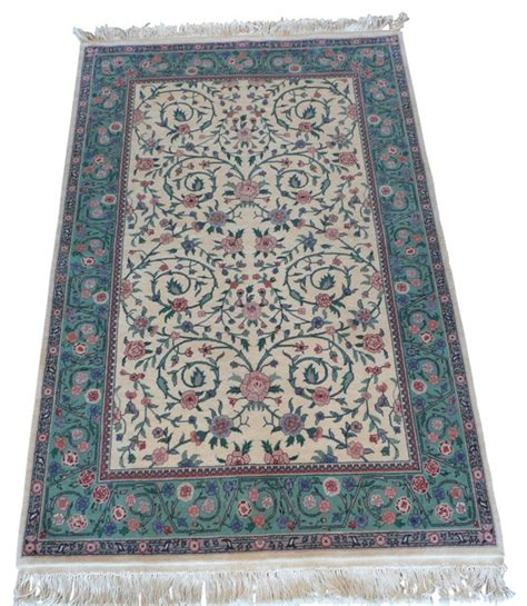 4x6 Rug 4x6 Kerman Rug Traditional Area Rugs By Rug