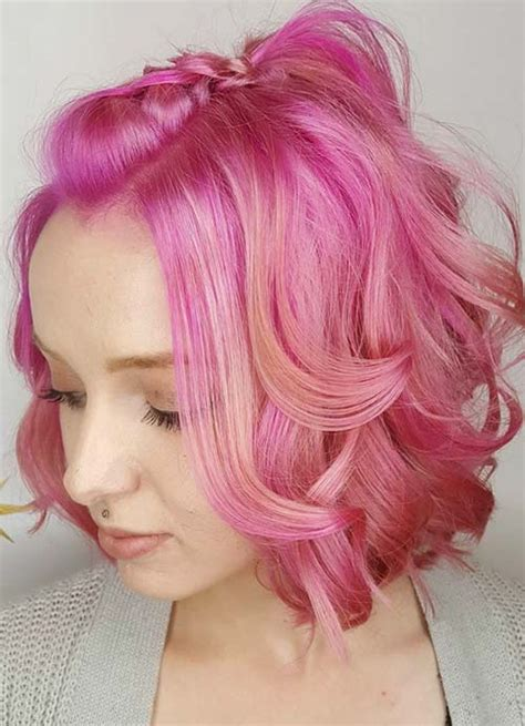 Curly Hairstyles For 50 With Thin Hair by 55 Hairstyles For With Thin Hair Fashionisers