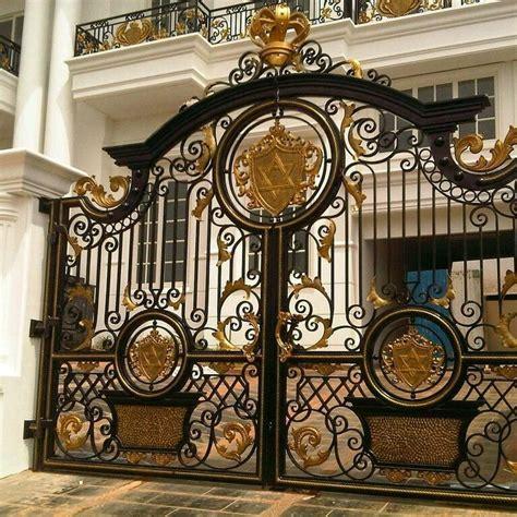 pin  kuldeep naithani  main gate iron gate design