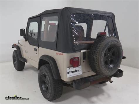 jeep wrangler unlimited soft top installation install jeep unlimited soft top