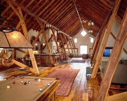 attic area consider turning attic into a living space so make of