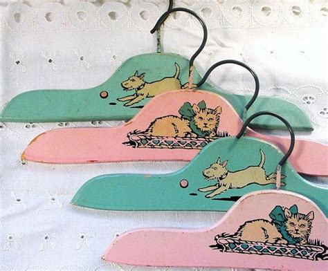 67 best images about vintage childrens hangers on