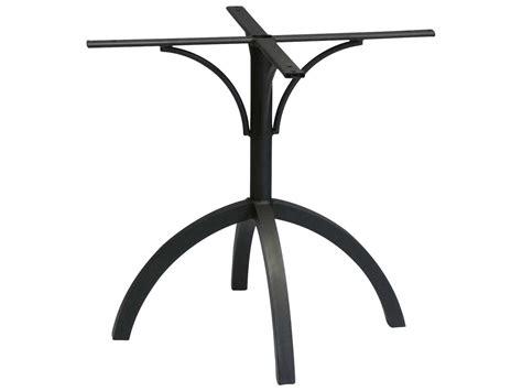 pedestal base only woodard aluminum pedestal base only 654800