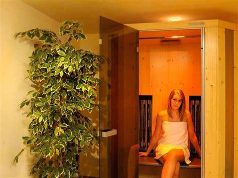 cabina a infrarossi physiotherm cabina infrarossa hotel lagundo merano e