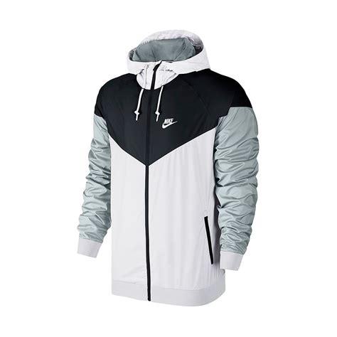Nike Windrunner Black Grey nike windrunner white black grey highlights
