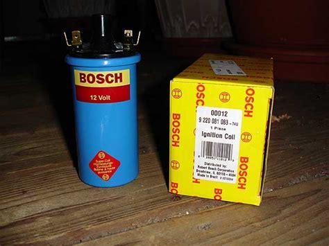 bosch blue coil resistor bosch blue coils