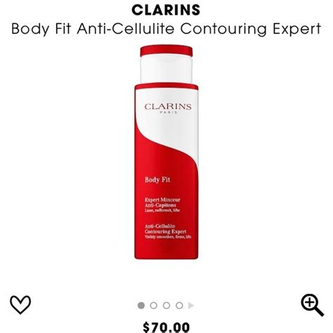 Clarins Fit Anti Cellulite Contouring Expert 30ml 36 clarins other clarins fit anti cellulite