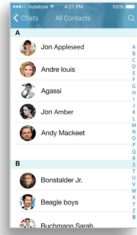 whatsapp blue themes whatsapp redesign in blue theme on behance