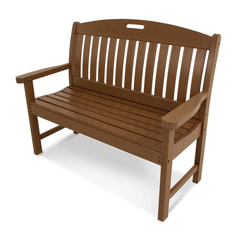 outdoor park bench 48 solid resin outdoor park bench weatherproof recycled