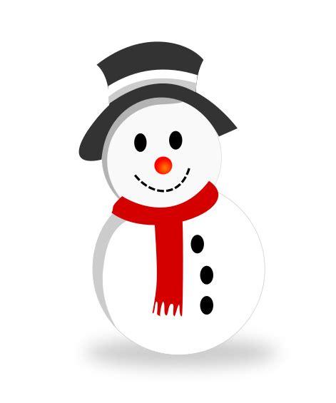 cute snowman graphics clipart