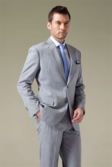 what color shirt with light grey suit light grey with blue pinstripe suit s clothes
