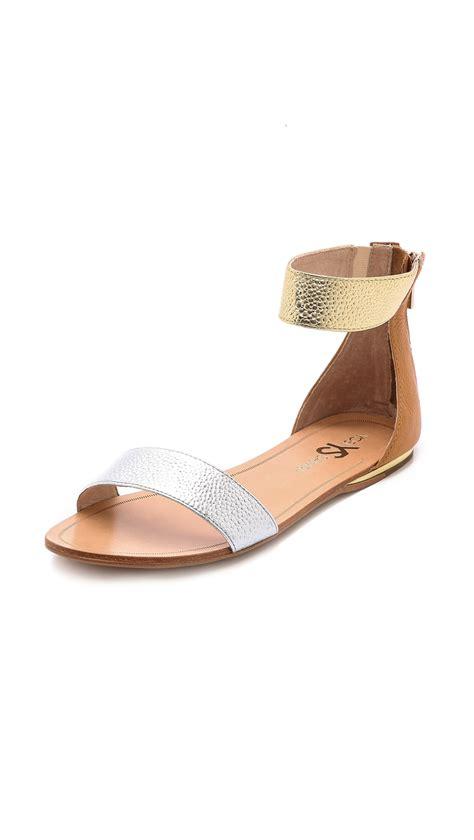 yosi samra sandals yosi samra cambelle flat sandals shopbop