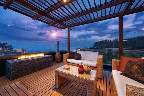 gartenpolster wetterfest p 233 rgolas de madera para terrazas en m 225 laga y benalm 225 dena