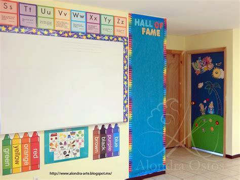 como decorar un salon de kinder ideas para decorar un salon de clases preescolar imagui