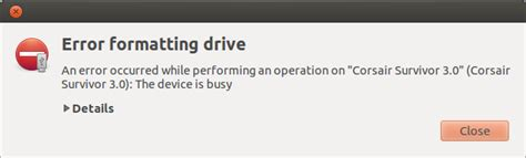 format flashdisk yang error cara format flashdisk usb di ubuntu tanpa perintah command