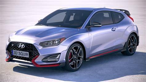 2019 Hyundai Veloster N by Hyundai Veloster N 2019