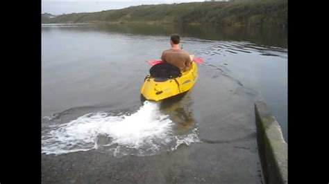 kayak with jet ski motor electric jet powered kayak