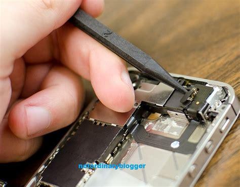 Obeng Dock cara memperbaiki tombol power iphone 4s rusak i