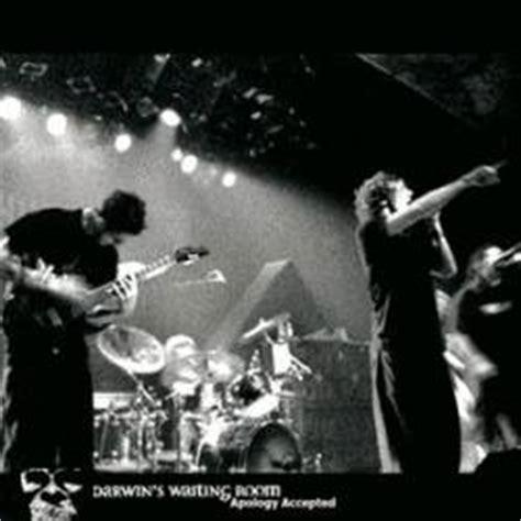 darwin s waiting room darwin s waiting room apology accepted album spirit of metal webzine en