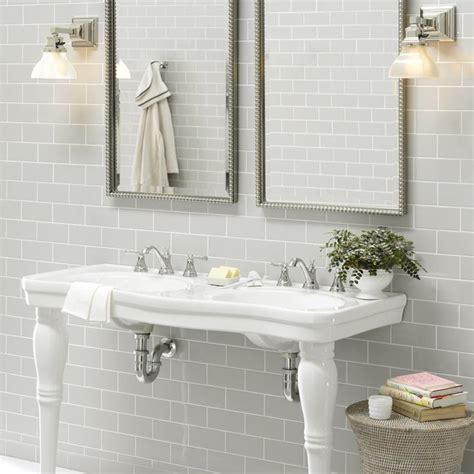 Light Grey Tiles Bathroom by Light Grey Wall Tiles Search Bathroom Grey Walls Grey Kitchen Walls