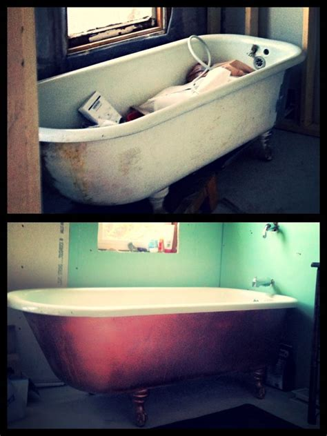 spray paint for bathtubs bathtub before and after 6 upgrade 1 can of hammer