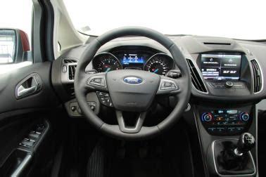 Ford Grand C Max Kofferraumvolumen by Adac Auto Test Ford Grand C Max 1 5 Tdci Start Stopp Titanium
