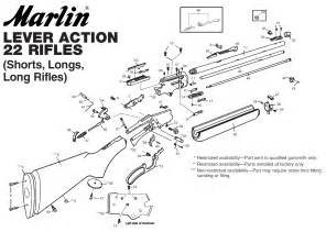 Model 60 rifle parts diagram further marlin model 336 parts diagram