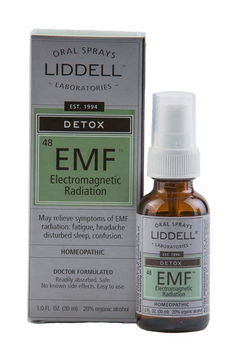Liddell Detox by Detox Emf Liddell Laboratories