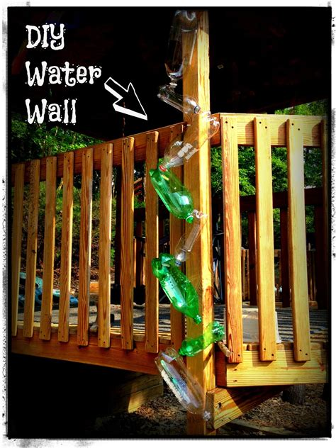build a rain curtain water fountain with our diy share the knownledge