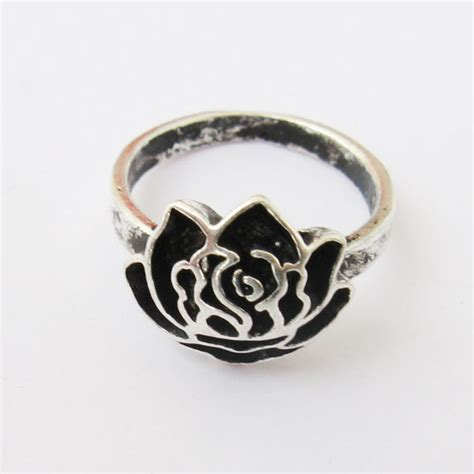 miao silver jewelry finger ring byyt china