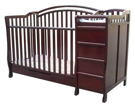 Wooden Crib Mattress by Wooden Baby Convertible Crib With Changer From Qingdao