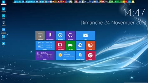 horloge bureau windows 8 gadgets