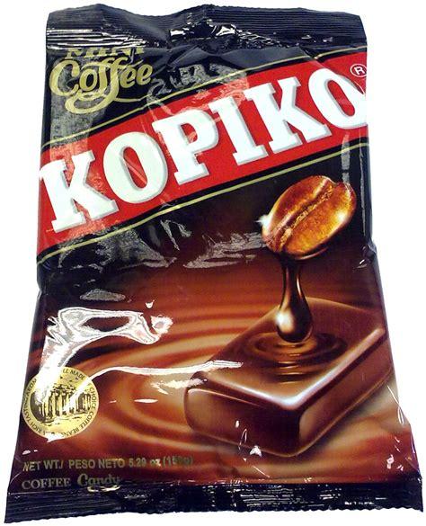 White Coffee Kopiko kopiko coffee