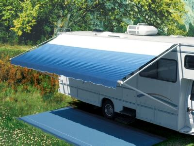 how to open an rv awning how to clean your rv fabric awnings