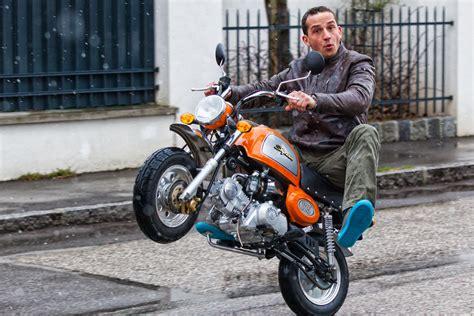 Motorrad Dax 125 by Gebrauchte Skyteam Gorilla 125 Motorr 228 Der Kaufen