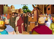 Bible stories for kids - Zacchaeus ( Jesus Cartoon ... Zacchaeus Bible Story