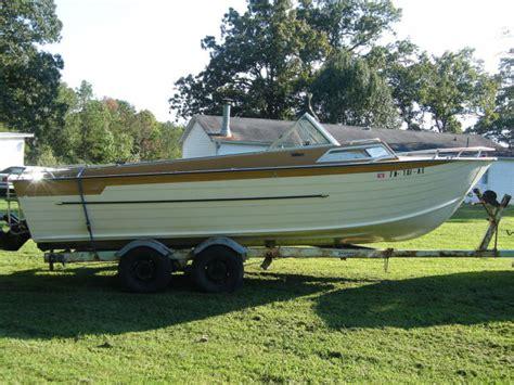 aluminum boats cabin cruiser 1975 starcraft islander 22ft aluminum cabin cruiser see