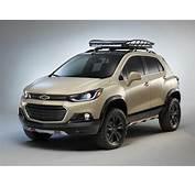 Chevrolet Trax Activ Preparado Para El Off Road