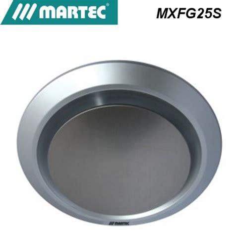 exhaust fan for kitchen ceiling ceiling exhaust fan kitchen bathroom martec gyro silver mxfg25s