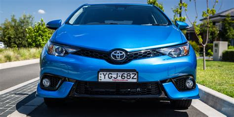 Toyota Corolla Ratings 2017 Toyota Corolla Sx Review Caradvice