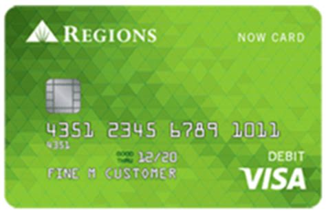 Regions Prepaid Gift Card - regions prepaid debit card c to f