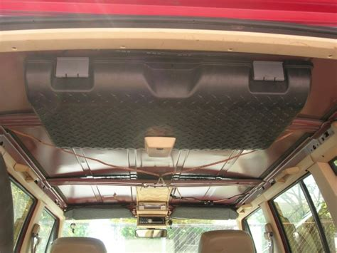 ceiling mount storage ceiling mounted rear storage jeep forum