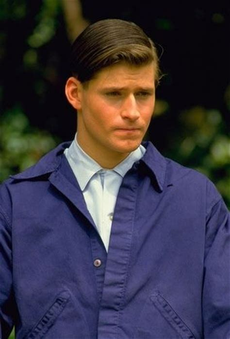 crispin glover vs mario gomez hairstyle or haircut of george mcfly of back to the future